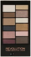 MAKEUP REVOLUTION - Awesome Eyeshadow Palette - Paleta cieni do powiek - DISAPPEAR TO THE BEYOND