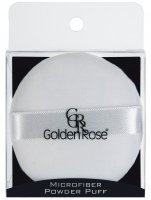 Golden Rose - MICROFIBER POWDER PUFF - Puszek do pudru z mikrofibry - K-FIR-17