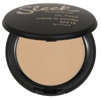 Sleek - Crem to Powder Foundation - OIL FREE SPF15 - Puder w kremie