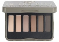 W7 - IN THE CITY - NATURAL NUDES - EYE COLOUR PALETTE - Paleta 6 cieni do powiek