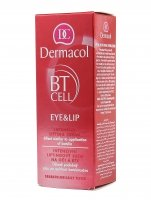 Dermacol - BT CELL - EYE & LIP Intensive Lifting Cream - Krem intensywnie liftingujący - ART. 4168