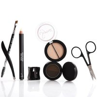 Sigma - BROW EXPERT KIT - Zestaw do brwi - DARK