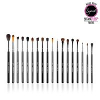 Sigma - ADVANCED ARTISTRY SET - Professional brush collection - Zestaw 18 pędzli do makijażu