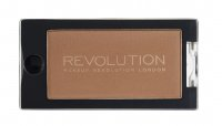 MAKEUP REVOLUTION - MONO EYESHADOW - Cień do powiek - PURE - PURE