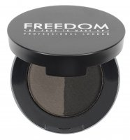 FREEDOM - DUO BROW POWDER - Podwójny cień do brwi