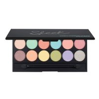 Sleek - i-Divine Mineral Based Eyeshadow Palette - Paleta 12 cieni - LIMITED EDITION - WHIMSICAL WONDERLAND - ALL THE FUN OF THE FAIR - 1025