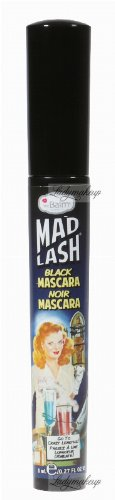 THE BALM - MAD LASH BLACK MASCARA - Tusz do rzęs