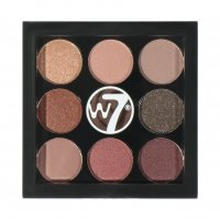 W7 - THE NAUGHTY NINE - Paleta cieni do powiek