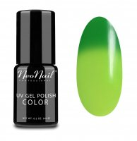 NeoNail - UV GEL POLISH COLOR - THERMO COLOR - Lakier hybrydowy - TERMICZNY - 6 ml - 5182-1 - MOHITO - 5182-1 - MOHITO
