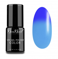NeoNail - UV GEL POLISH COLOR - THERMO COLOR - Lakier hybrydowy - TERMICZNY - 6 ml - 5185-1 - BLUE HEAVEN - 5185-1 - BLUE HEAVEN