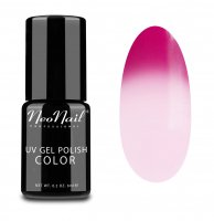 NeoNail - UV GEL POLISH COLOR - THERMO COLOR - Lakier hybrydowy - TERMICZNY - 6 ml - 5192-1 - TWISTED PINK - 5192-1 - TWISTED PINK