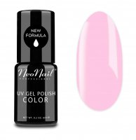 NeoNail - UV GEL POLISH COLOR - SPRING/ SUMMER 2016 - Lakier hybrydowy - 6 ml - 4627-1 - PINK PUDDING - 4627-1 - PINK PUDDING