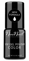 NeoNail - UV GEL POLISH COLOR - GALAXY GLITTER - Lakier hybrydowy - BROKATOWY - 6 ml