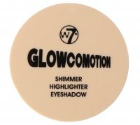 W7 - GLOWCOMOTION - SHIMMER HIGHLIGHTER EYESHADOW - Puder rozświetlający