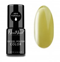 NeoNail - UV GEL POLISH COLOR - GRUNGE - Lakier hybrydowy - 6 ml - 3755-1 - LIGHT OLIVE - 3755-1 - LIGHT OLIVE