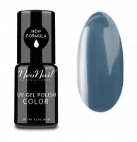 NeoNail - UV GEL POLISH COLOR - GRUNGE - Lakier hybrydowy - 6 ml - 3767-1 - SEA STONE - 3767-1 - SEA STONE