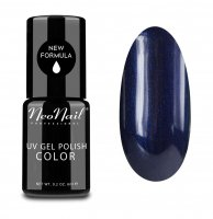 NeoNail - UV GEL POLISH COLOR - GRUNGE - Lakier hybrydowy - 6 ml - 3769-1 - STORMY NIGHT - 3769-1 - STORMY NIGHT