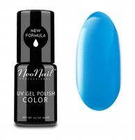 NeoNail - UV GEL POLISH COLOR - GRUNGE - Lakier hybrydowy - 6 ml - 3770-1 - ROYAL BLUE - 3770-1 - ROYAL BLUE