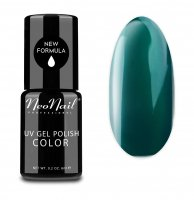 NeoNail - UV GEL POLISH COLOR - GRUNGE - Lakier hybrydowy - 6 ml - 3778-1 - LUSH GREEN - 3778-1 - LUSH GREEN