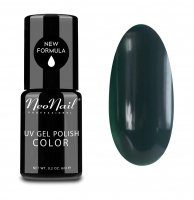 NeoNail - UV GEL POLISH COLOR - GRUNGE - Lakier hybrydowy - 6 ml - 3780-1 - LADY GREEN - 3780-1 - LADY GREEN