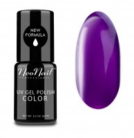NeoNail - UV GEL POLISH COLOR - GRUNGE - Lakier hybrydowy - 6 ml - 3785-1 - PURPLE DECADE - 3785-1 - PURPLE DECADE