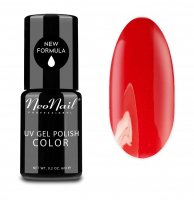 NeoNail - UV GEL POLISH COLOR - LADY IN RED - Lakier hybrydowy - 2609-1 - LADY FERRARI - 2609-1 - LADY FERRARI