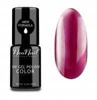 NeoNail - UV GEL POLISH COLOR - LADY IN RED - Lakier hybrydowy - 6 ml - 2614-1 - PASSIONATE TANGO - 2614-1 - PASSIONATE TANGO