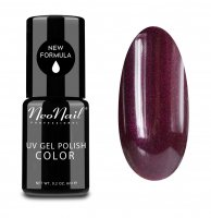 NeoNail - UV GEL POLISH COLOR - LADY IN RED - Lakier hybrydowy - 2615-1 - OPAL WINE - 2615-1 - OPAL WINE