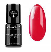NeoNail - UV GEL POLISH COLOR - LADY IN RED - Lakier hybrydowy - 2690-1 - POPPY HILL - 2690-1 - POPPY HILL