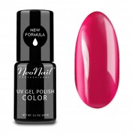 NeoNail - UV GEL POLISH COLOR - LADY IN RED - Lakier hybrydowy - 6 ml - 3209-1 - SEXY RED - 3209-1 - SEXY RED