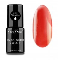 NeoNail - UV GEL POLISH COLOR - LADY IN RED - Lakier hybrydowy - 6 ml - 3214-1 - LIGHT RED - 3214-1 - LIGHT RED