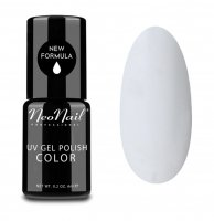 NeoNail - UV GEL POLISH COLOR - CANDY GIRL - Lakier hybrydowy - 6 ml - 5055-1 - FRENCH WHITE - 5055-1 - FRENCH WHITE