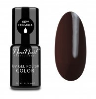 NeoNail - UV GEL POLISH COLOR - GRUNGE - Lakier hybrydowy - 6 ml - 2695-1 - DARK KHAKI - 2695-1 - DARK KHAKI