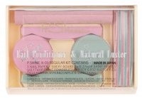 NeoNail - P.Shine - Nail Conditioner & Natural Luster - NAIL BUFFER KIT - Manicure Japoński - ART. 1678