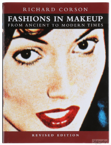 KRYOLAN - FASHIONS IN MAKEUP - RICHARD CORSON - Książka - ART. 7011