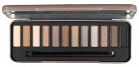W7 - COLOR ME BUFF - NATURAL NUDES - EYE COLOUR PALETTE - Paleta 12 cieni do powiek