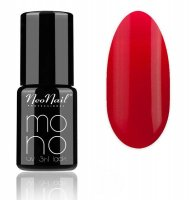 NeoNail - MONO UV 3 IN 1 LACK - Lakier hybrydowy - 4195 Perfect Red - 4195 Perfect Red
