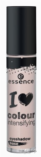 Essence - I Love Colour Intensifying - EYESHADOW BASE - Baza pod cienie intensyfikująca