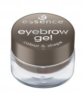 Essence - EYEBROW GEL COLOUR & SHAPE - Żel do stylizacji brwi