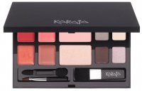 Karaja - LUXURY MAKEUP PALETTE FOR EYES-CHEEKS-LIPS - Paleta do makijażu - n°2