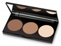 Golden Rose - CONTOUR POWDER KIT - Pudrowa paleta do konturowania - P-CPK-01