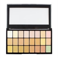 FREEDOM - HD PRO CONCEAL KIT - LIGHT MEDIUM - Paleta 24 korektorów