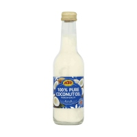 KTC - 100% PURE COCONUT OIL - Olej kokosowy - 250 ml