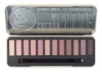 W7 - COLOUR ME NUDE - NATURAL NUDES - EYE COLOUR PALETTE - Paleta 12 cieni do powiek