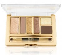 MILANI - Everyday Eyes Eyeshadow Collection - 02 BARE NECESSITIES - Paleta cieni do powiek