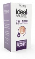 INGRID - Ideal Nail Care Definition - 7 IN 1 ELIXIR NAIL CONDITIONER - Kompleksowa kuracja paznokci 7 w 1