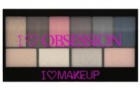 I Heart Revolution - I ♡ OBSESSION PALETTE - Paleta 10 cieni do powiek - PARIS