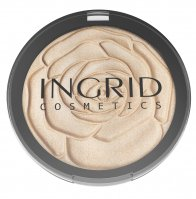 INGRID - HD Beauty Innovation Transparent Powder - Puder transparentny HD