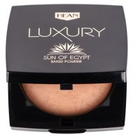 HEAN - LUXURY - SUN OF EGYPT BAKED POWDER - Wypiekany bronzer