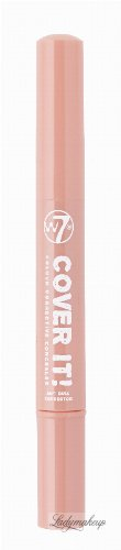 W7 - COVER IT! Colour Corrective Concealer - Korektor korygujący